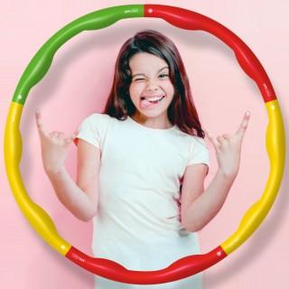 어린이훌라후프(왕자키즈) 유아 초등학생 키즈 운동