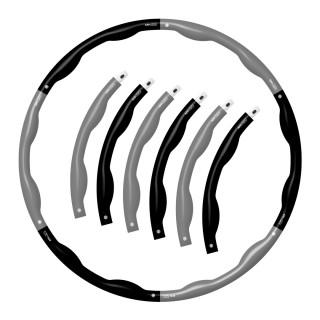 비핏 앱 폼 훌라후프 상급용(1.8kg) 뱃살 지압효과 다이어트 후프