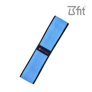 힙업밴드(37cm_블랙힙블루) 스쿼트 루프밴드 힙업운동